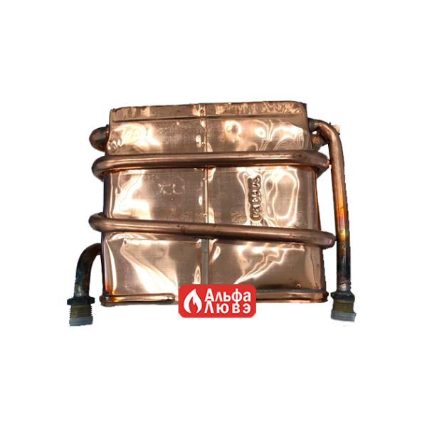 Теплообменник газовой колонки VilTerm Арт.№ 3272-06.000