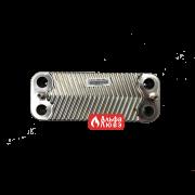 Вторичный теплообменник котла Navien Deluxe S, 30017721A