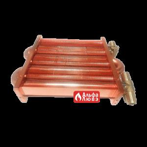 Теплообменник отопления 137 FIN Daewoo, 3318113010